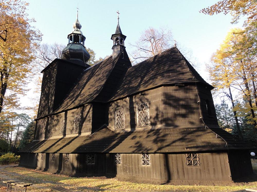 Church of St Barbara Bielsko-Biala