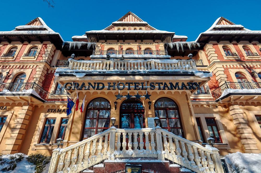 Hotel Stamary Zakopane