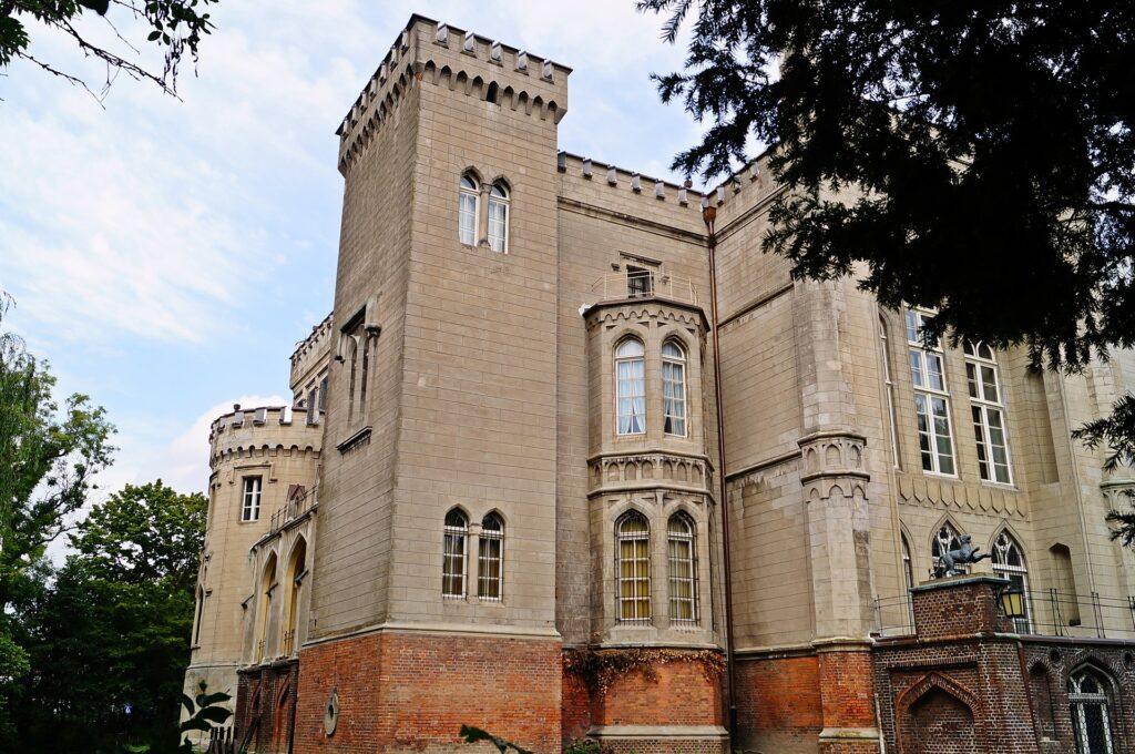 Kornik Castle in Poland