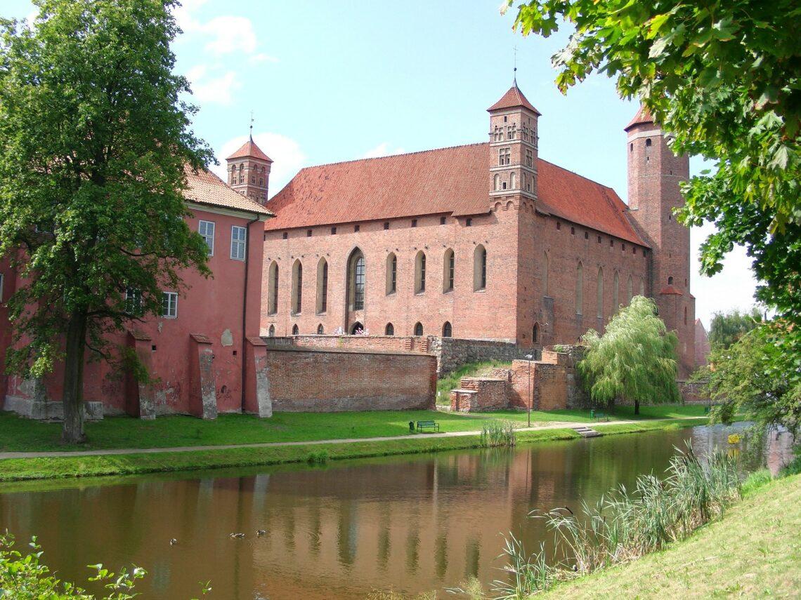 Lidzbark Warmiński Castle