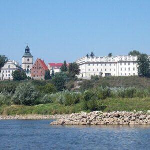 Sandomierz in Poland