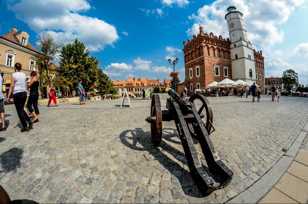Sandomierz Main Square