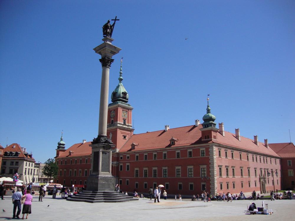 Sigmund Column Warsaw