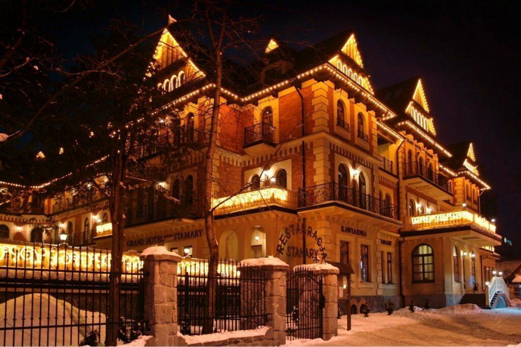 5 Best Luxury Hotels in Zakopane