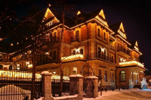 Luxury Hotels Zakopane
