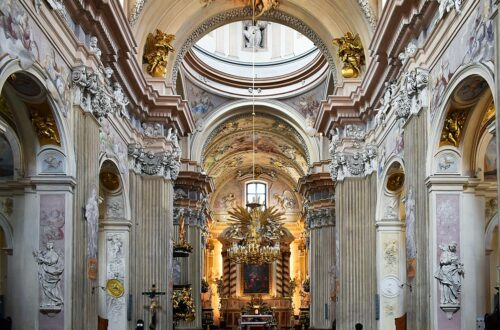 Famous Churches in Krakow