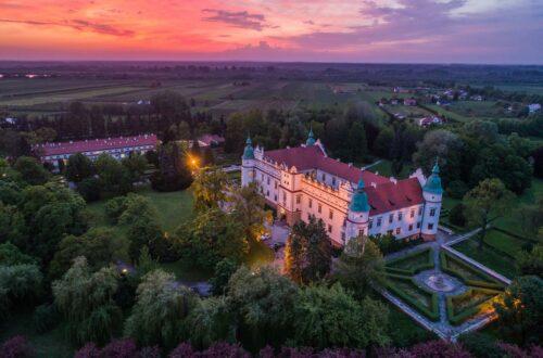 Baranow Sandomierski Castle