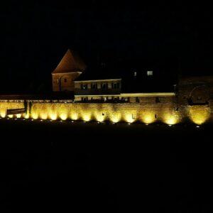 Teutonic Knight's Castle in Torun