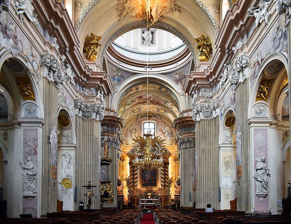 Church of St Anna Krakow