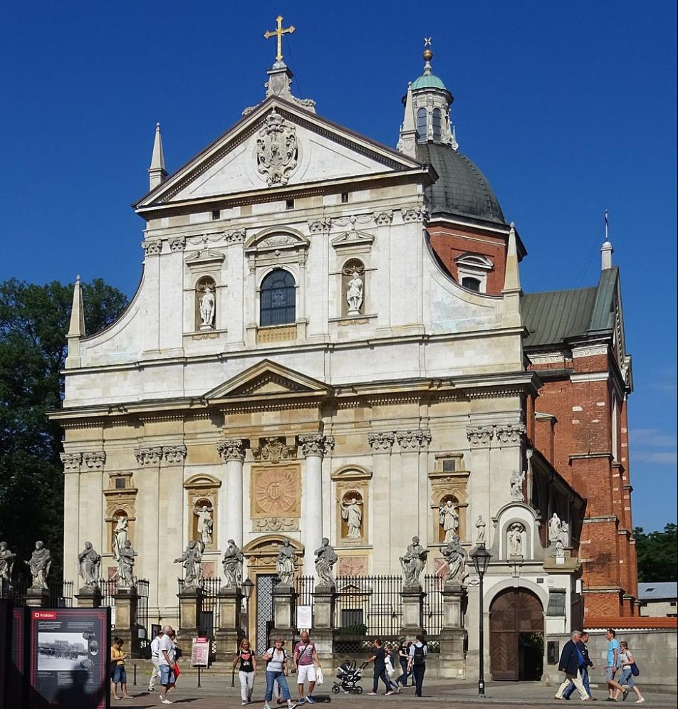 Church of St Peter Krakow