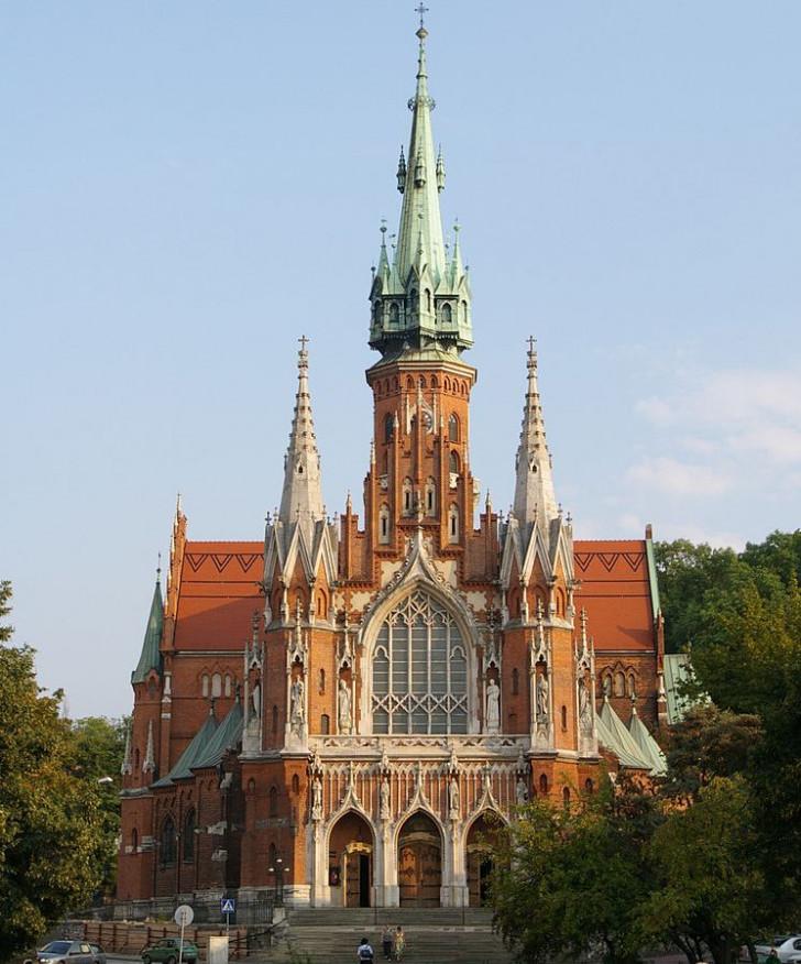 St Joseph Church Krakow