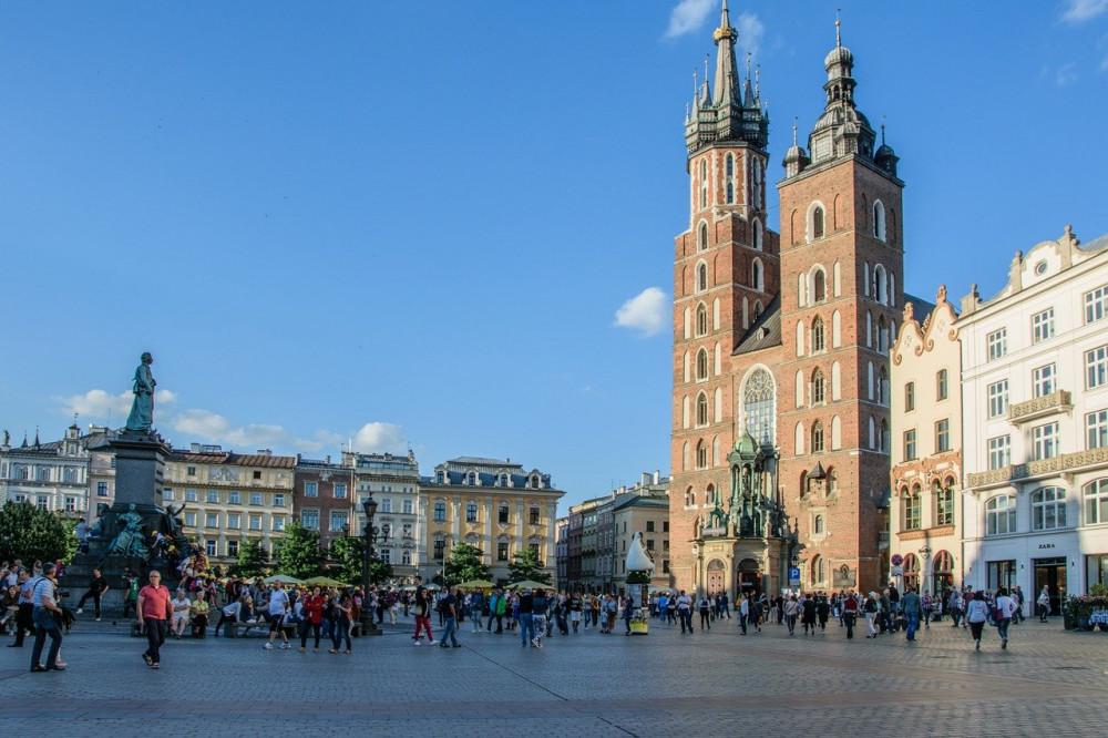 St Mary Church Krakow