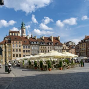 48 Hours in Warsaw
