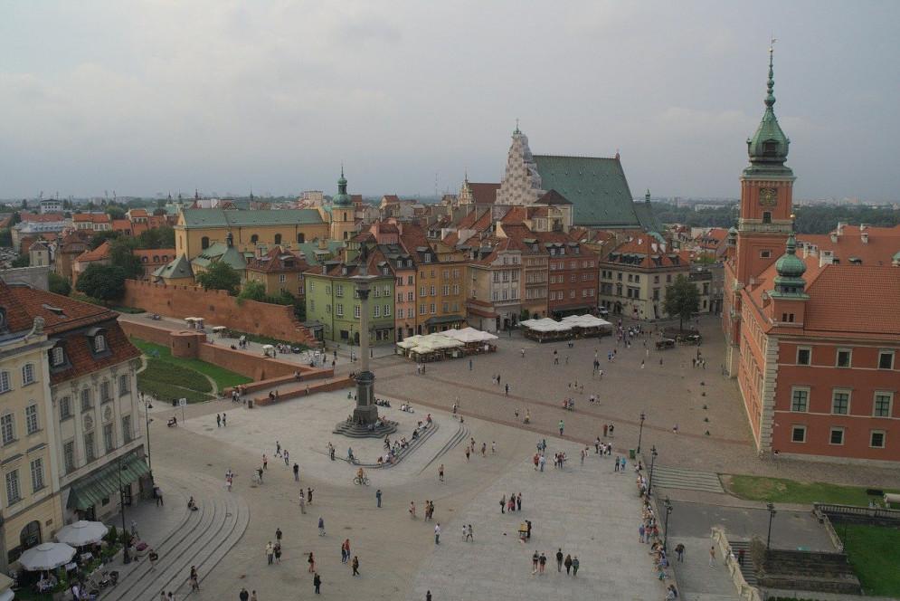 Warsaw Royal Route
