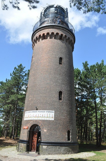Lighthouse Czolpino