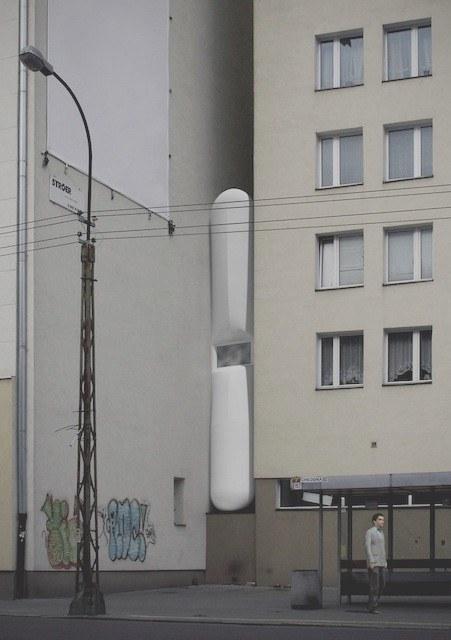 Keret House Warsaw