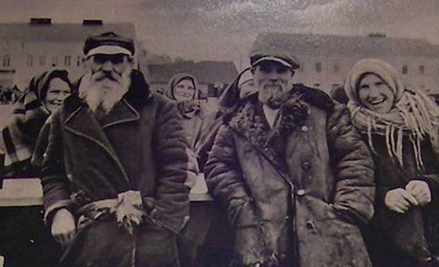 Old Belivers Poland