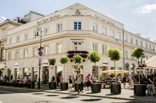 Warsaw Budget Hotels