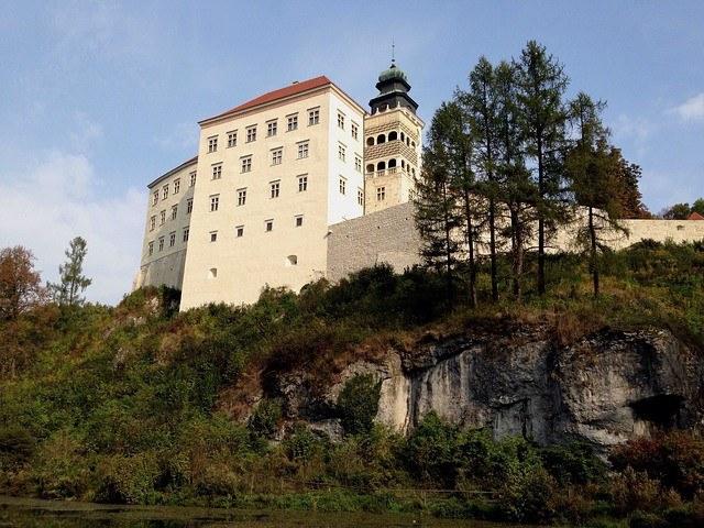 Castle Pieskowa Skala Ojców