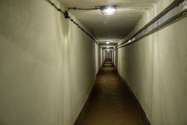 Wolin Island Underground city