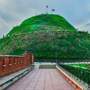 Krakow's Mound