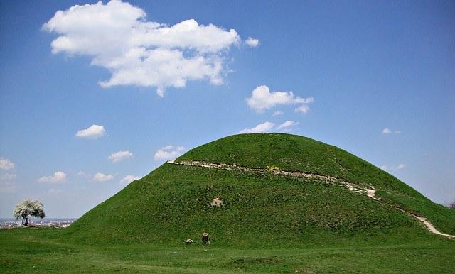 Krakus Mound Krakow