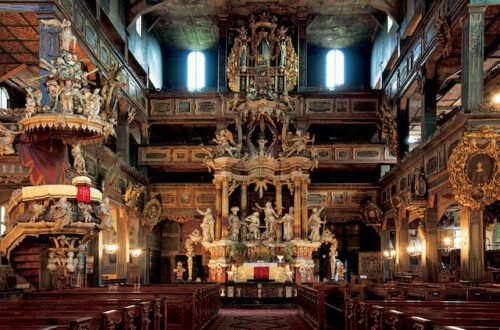 Peace Church in Swidnica