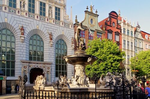 Artus Court in Gdansk