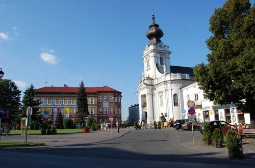 Wadowice - Hometown of pope John Paul II